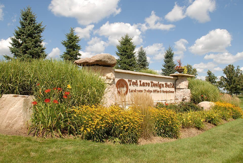 Beau Ted Lare Custom Signage. Ted Lare Garden Center ...