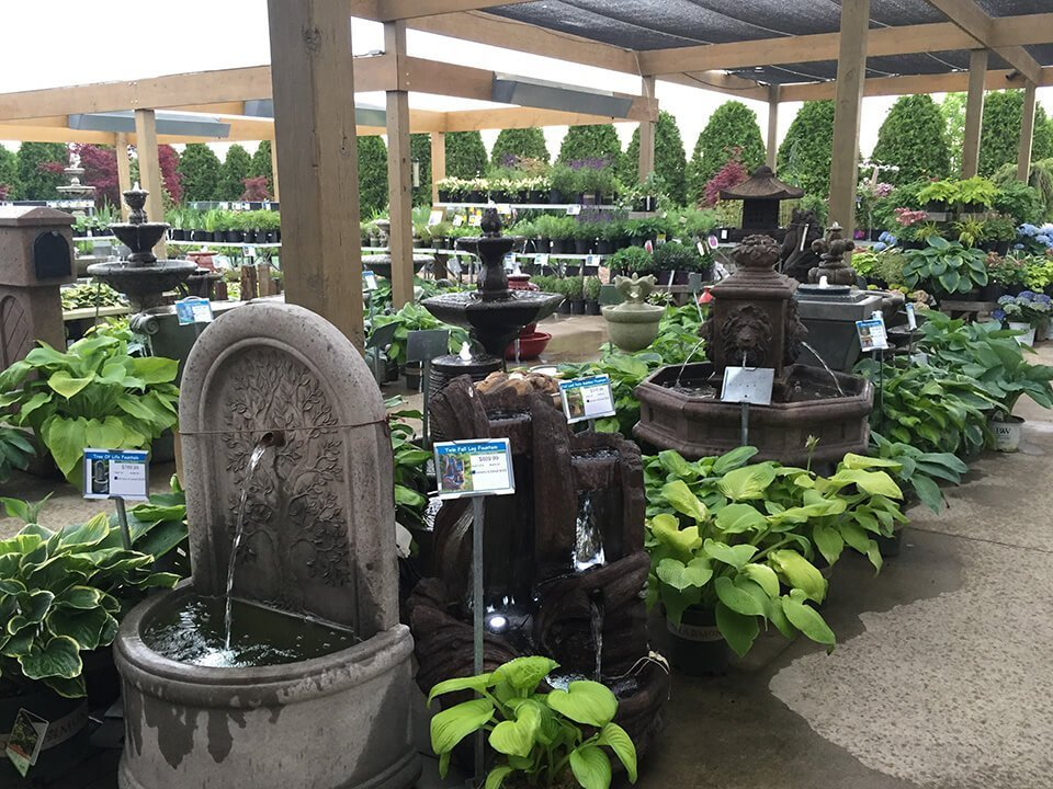 Garden Decor   Garden Water Fountains Ted Lare