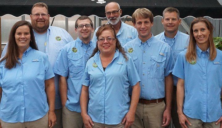 Garden Center Staff
