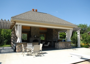 outdoor living Landscaping ideas