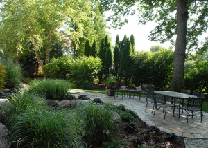 Outdoor Patio and Garden Landscaping