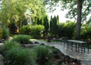 Outdoor Patio and Garden Landscaping