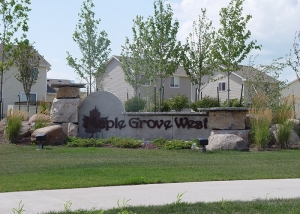 Custome Boulder Sign