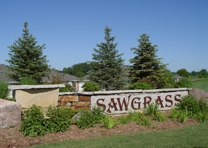 Sawgrass Custom landscaping