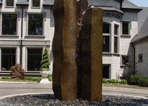 Stone Fountain Modern Living