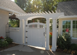 Custom Gate Structure
