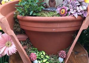 Unique Fairy Garden Designs