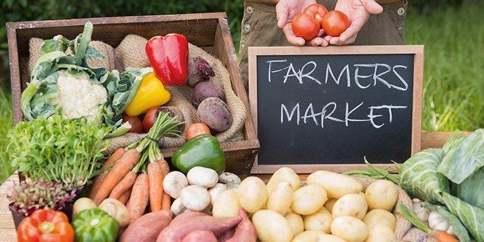 Vegetables Farmer's Market