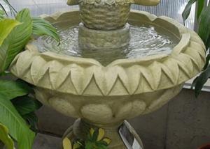 Bird Bath Water Fountain