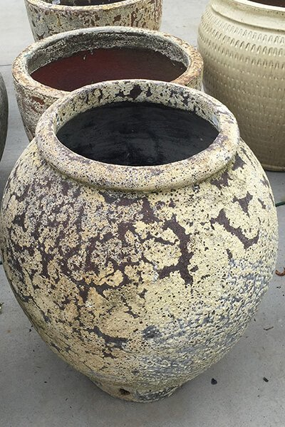 Rustic Large Garden Pottery