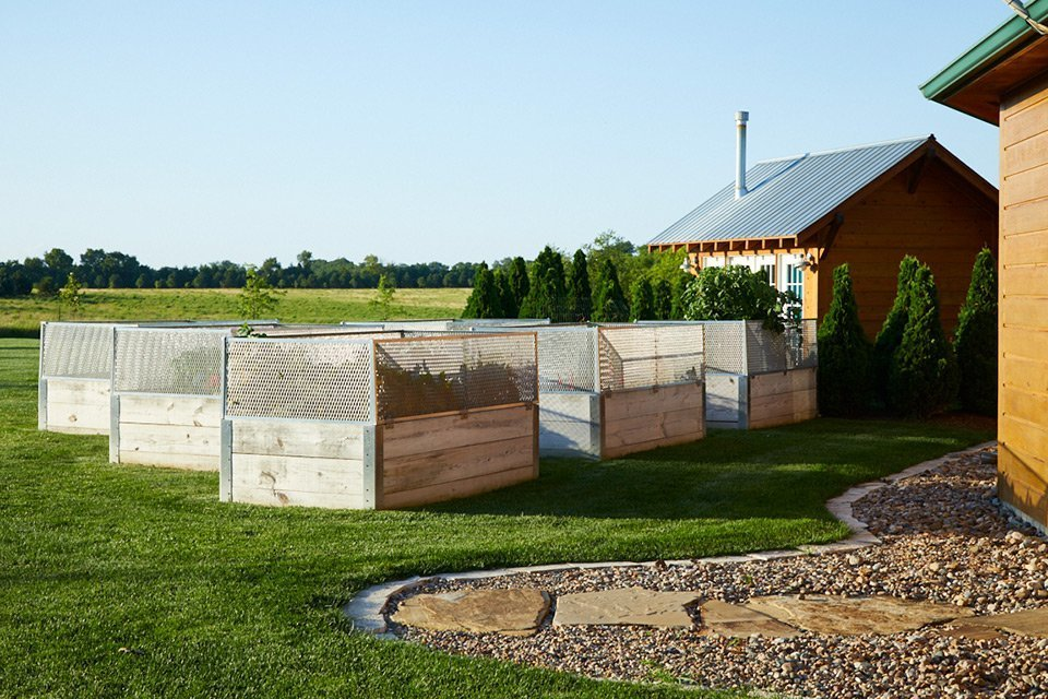 ted lare raised planting beds