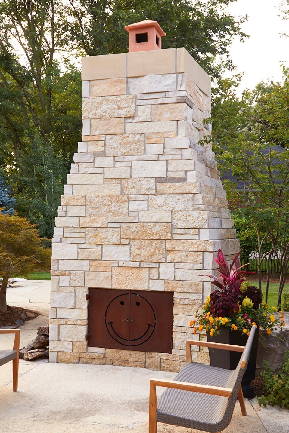 Ted-lare-stone-fire-place