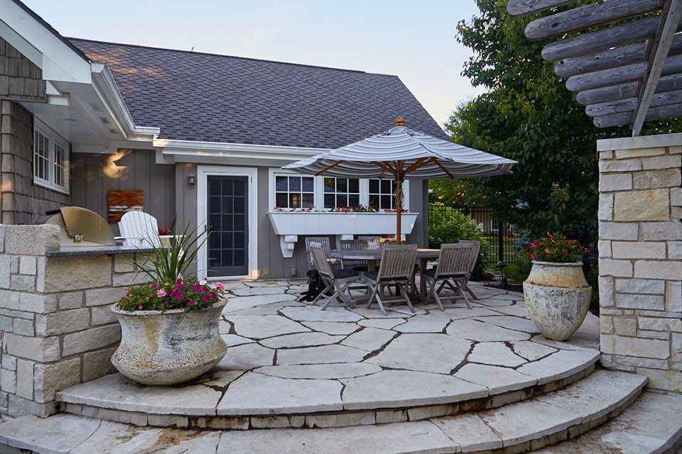 ted lare stone patio