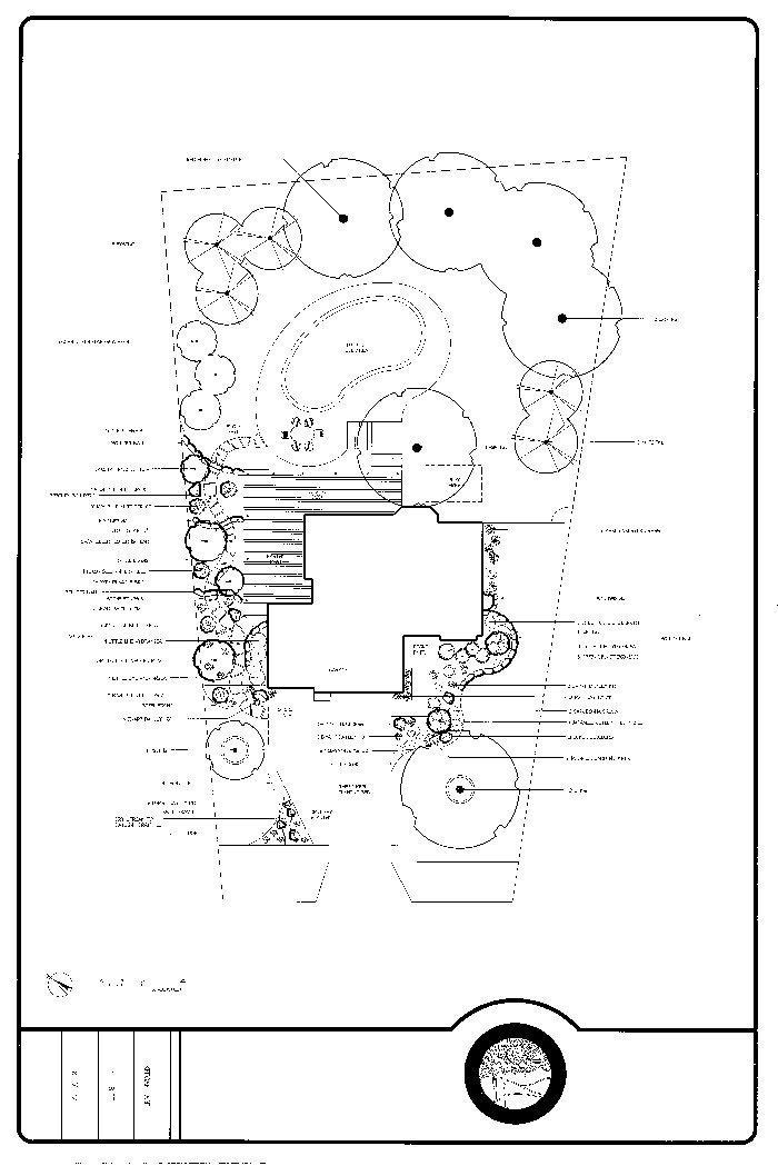 Garden and Landscape Design Plans & Blueprint