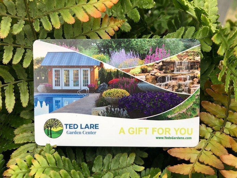 Garden Center Gift Card