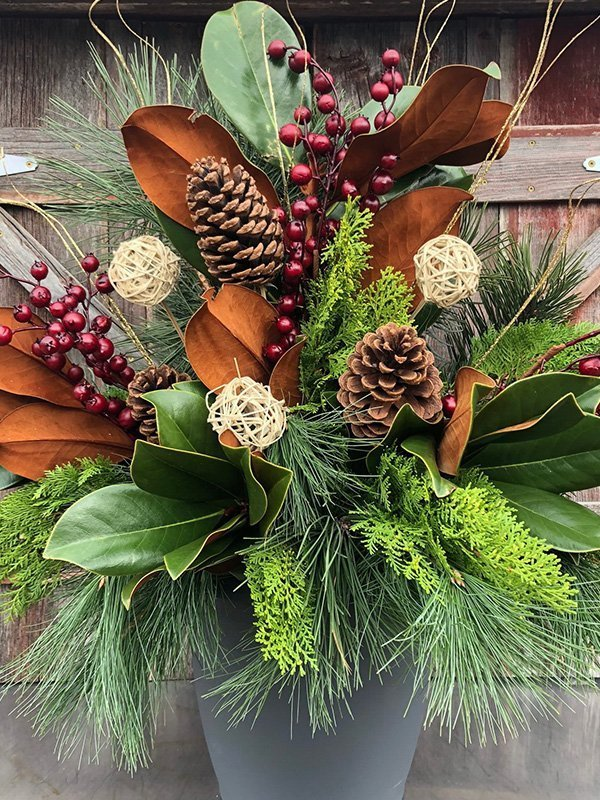 Holiday Planters For Sale Ted Lare Landscaping And Garden Center