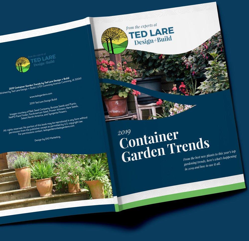 2019 Container Gardening Trends EBook New