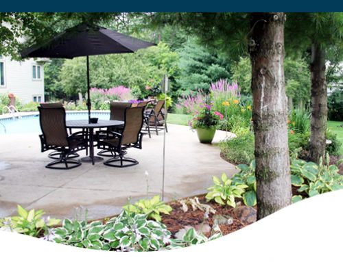 Finding Relaxation with Landscaping